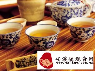 菊参枸杞茶可生津止渴 夏天不能少的3种茶