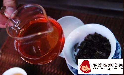 黑茶的喉韵有什么魅力呢?