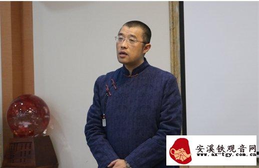 """江苏省2018迎新年""""无我茶会""""南京举办,丑石赵斌带头民间茶艺传承"""