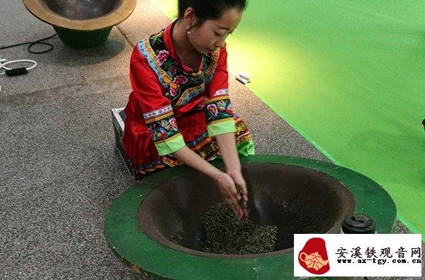 2018长沙春茶展开幕 零距离感受湖南茶文化