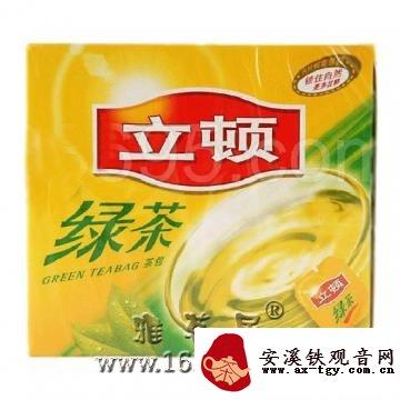 立顿绿茶降胆固醇是误导消费者